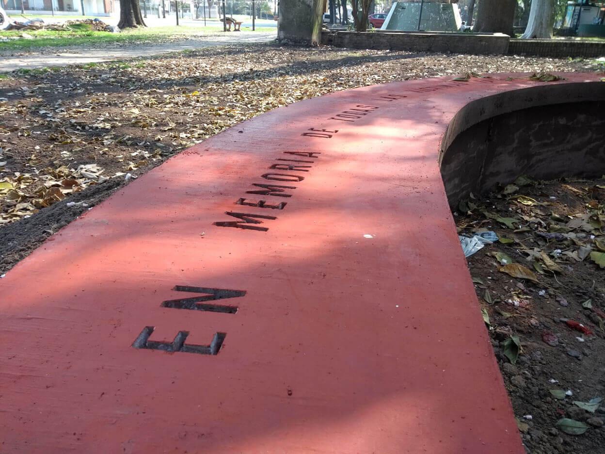 Memorial Victimas de Femicidio